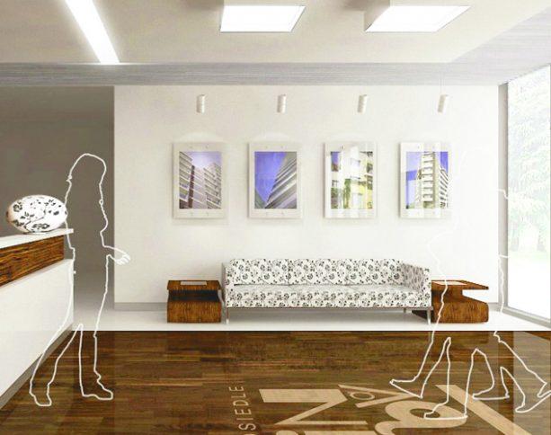 Salon sprzedaży mieszkań