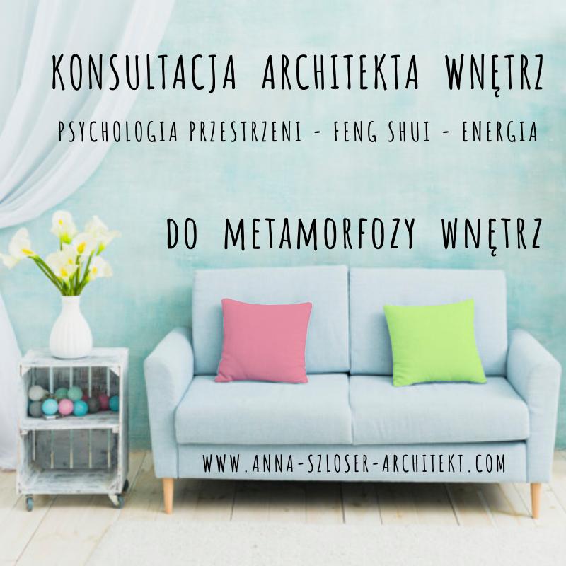 OFERTA Konsultacji do Metamorfozy Wnętrz!